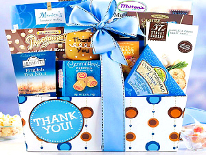 thank you gift baskets for sale