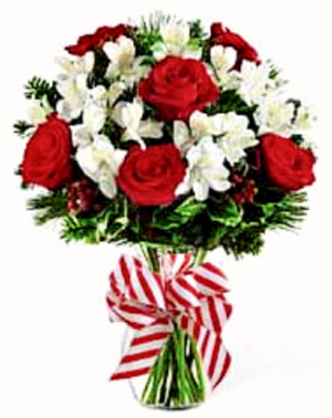 Send Christmas Flowers Same Day Delivery
