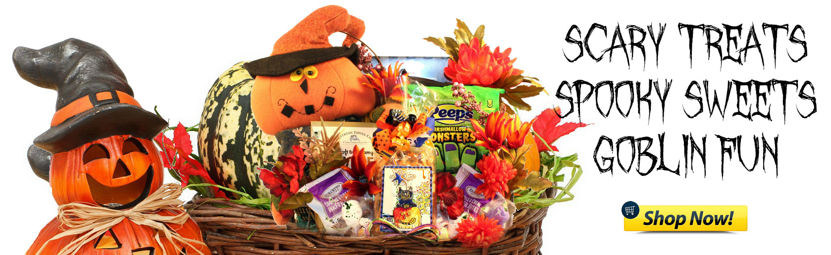 Halloween Gifts and Baskets