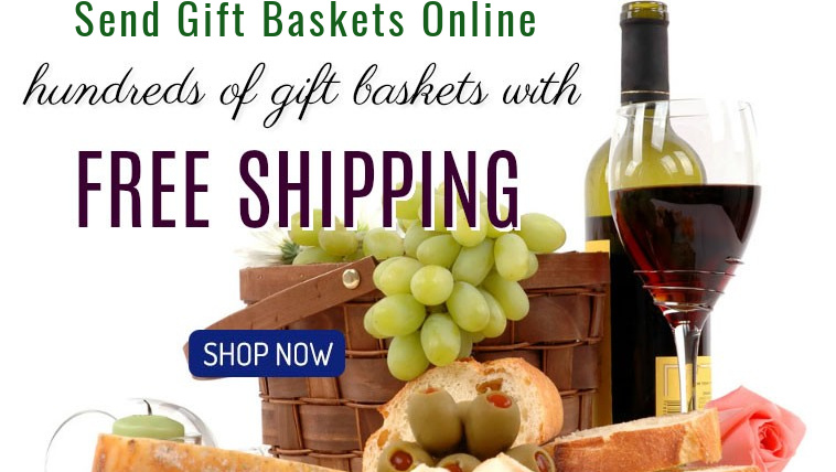 SEND GIFT BASKETS ONLINE FREE DELIVERY