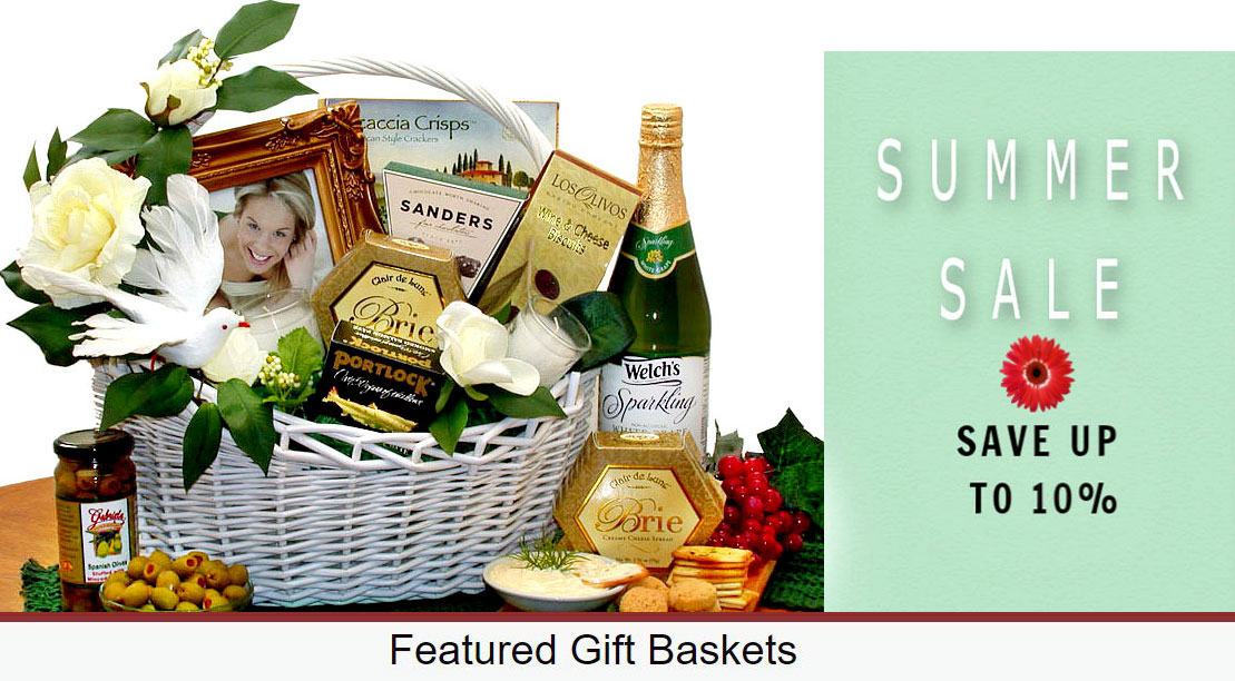 gift basket sale