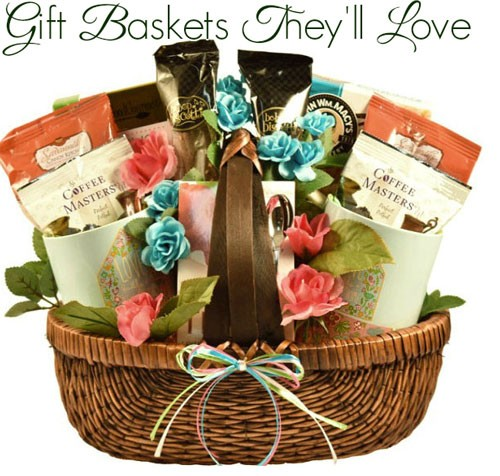 SEND GIFT BASKETS TODAY