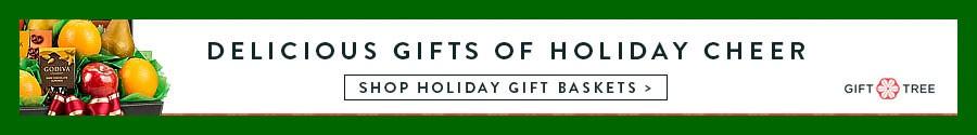 Delivered Christmas Gift Baskets