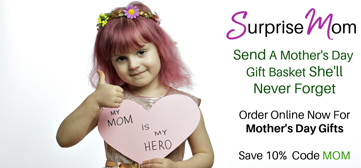 Mother's Day Gift Basket Sale