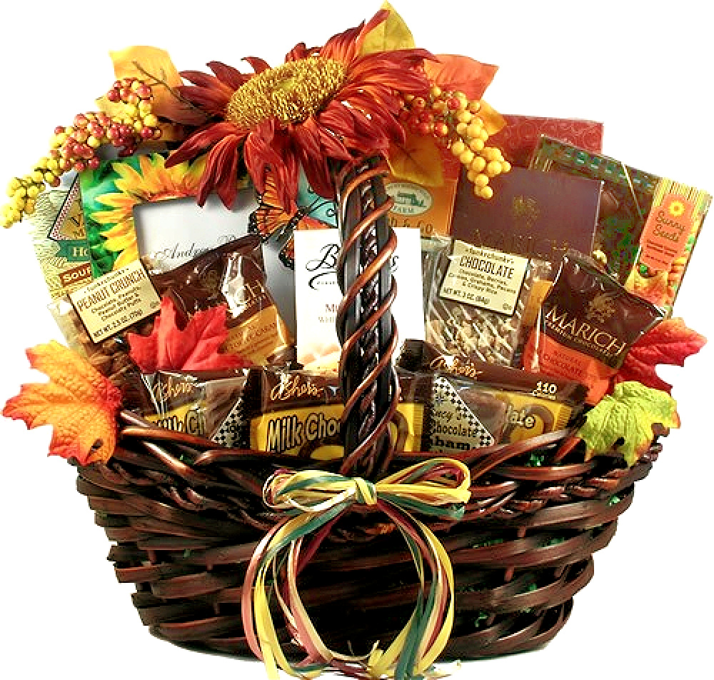 Fall Thanksgiving Gift Basket Delivery