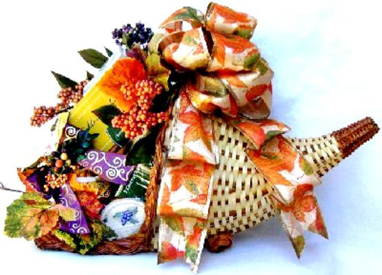 send Thanksgiving Gift Baskets