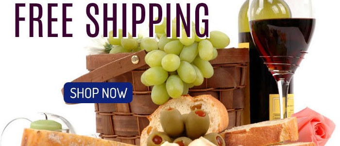 Gift Baskets With Free Shipping